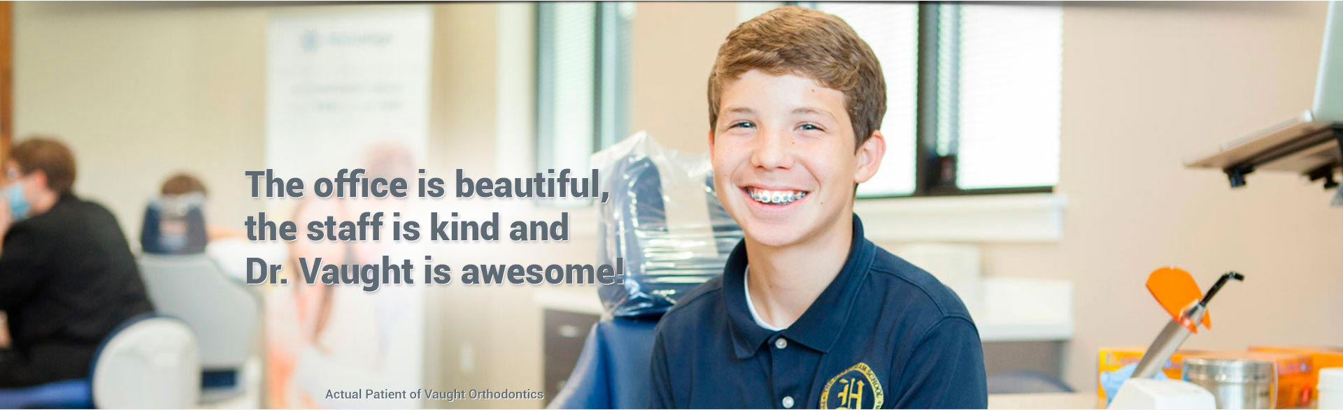 Vaught Orthodontics Savannah Richmond Hill GA