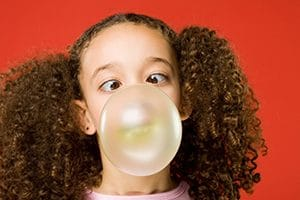 Orthodontist Dr. Robert Vaught explains the health risks associated with chewing and swallowing gum in Savannah and Richmond Hill GA